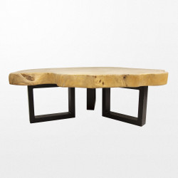 Table basse en suar massif
